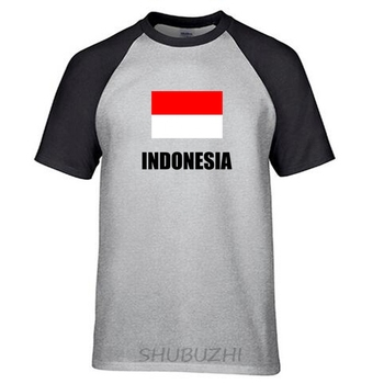 Republic of Indonesia T Shirt man Jerseys
