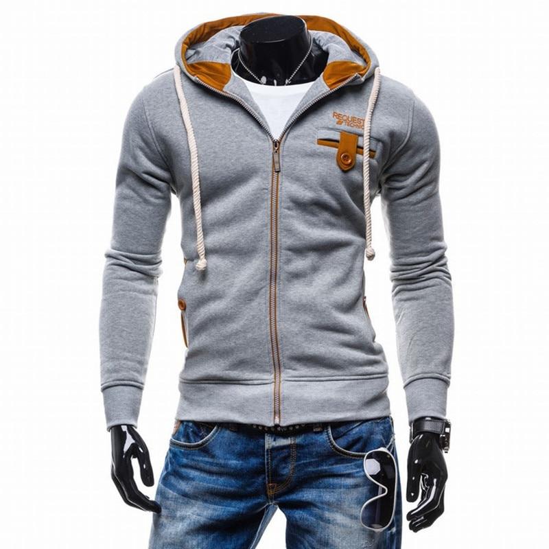 2017 New Brand Hoodies Men Sweatshirt Mas