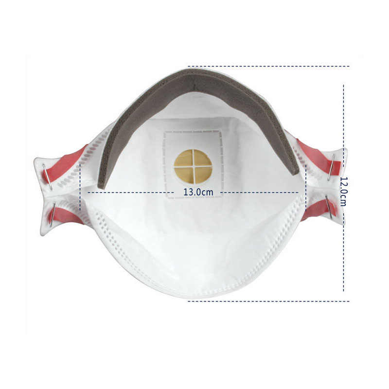 Folded N99 Anti 5 9332 Approval box Ffp3 3m Mask Masks10pcs Pm2