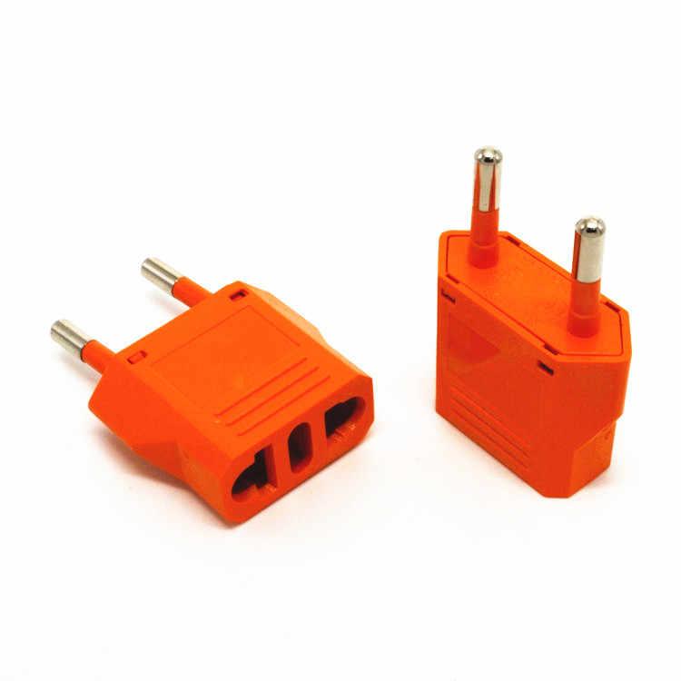 VS Naar EU Plug Adapter Converter Amerikaanse Japan Euro Europese Type C Travel Adapter Power Elektrische Stopcontacten Stopcontact