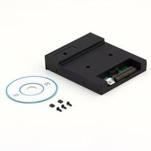Black SFR1M44-U100K 5V 3.5 1.44MB 1000 Floppy Disk Drive to USB emulator Simulation Simple plug For Musical Keyboad