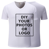 Создавать собственные футболки напечатать ваше любимое фото дизайн Для Мужчин's Для женщин унисекс Повседневное мужской футболки женские Ф...