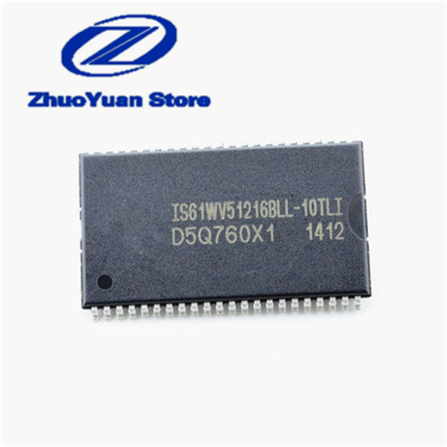 IS61WV51216BLL-10TLI IS61WV51216 IS61WV51216BLL TSOP44 IC Chip New Original In Stock