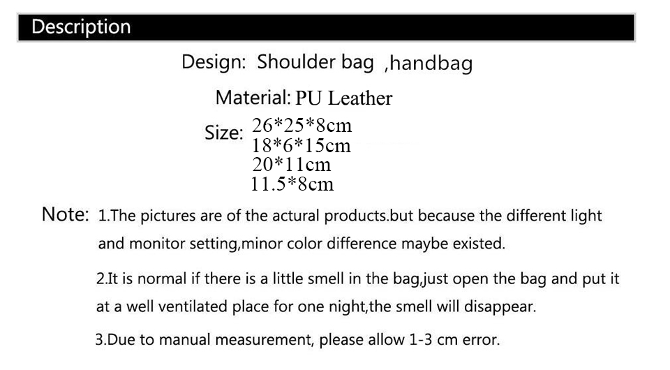HTB1MNnBXRUSMeJjSszbq6zerFXaN - Women Bag Set Top-Handle Big Capacity Female Tassel Handbag Fashion Shoulder Bag Purse Ladies PU Leather Crossbody Bag