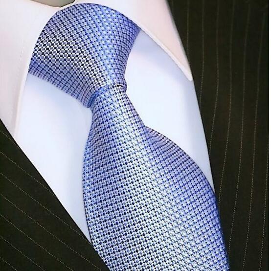 2016 Corbata de los hombres Corbatas Corbata de Seda de la boda 8.5 cm