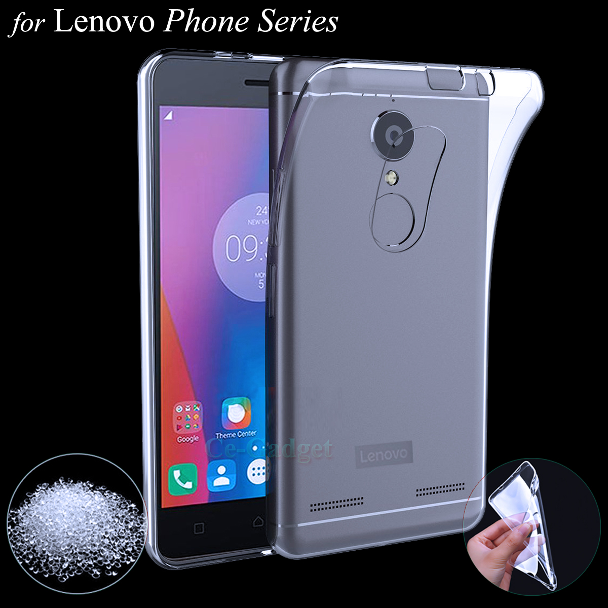 Aliexpress Buy Clear Soft TPU Case For Lenovo Vibe B