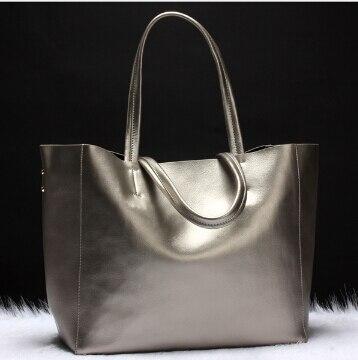 Sac fourre-tout femme style simple en cuir de vache véritable sac de mode vintage messenger sac à bandoulière bureau dame grande capacité