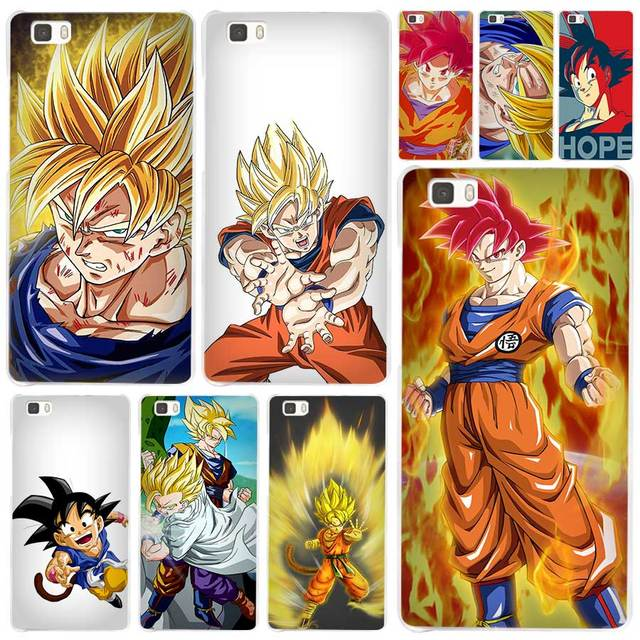 huawei p10 lite coque dragon ball
