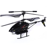 Lowest Price Electronic Toy WLtoys S977 Radio Remote Control Helicopter Metal Gyro RC Helicopter With Video