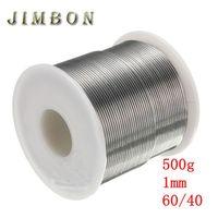JimBon 1mm 500g 60 40 Rosin Core Solder Tin Lead 2 0 Flux Soldering Welding Iron