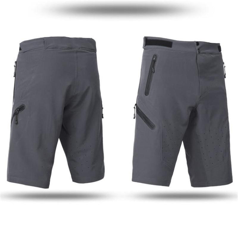 Hombres Pantalones Cortos de Motocross Descenso Moto Montar Ciclismo - Accesorios y repuestos para motocicletas - foto 3