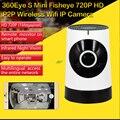 Беспроводные Baby Monitor Wi-Fi Камера с Motion Обнаружения Домофон HD 720 P Жить Видео Детские Электронные Монитор Няня камеры