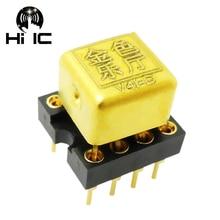 1 parça V4i D HiFi Ses Çift Op Amp Yükseltme HDAM8888 9988SQ/883B MUSES02 01 8820 OPA2604AP için DAC Preamp kulaklık amplifikatörü