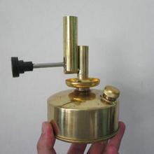 Seat-type спиртовая Взрывная горелка, все медные спиртовые лампы, оборудование для химического эксперимента, обучающий инструмент