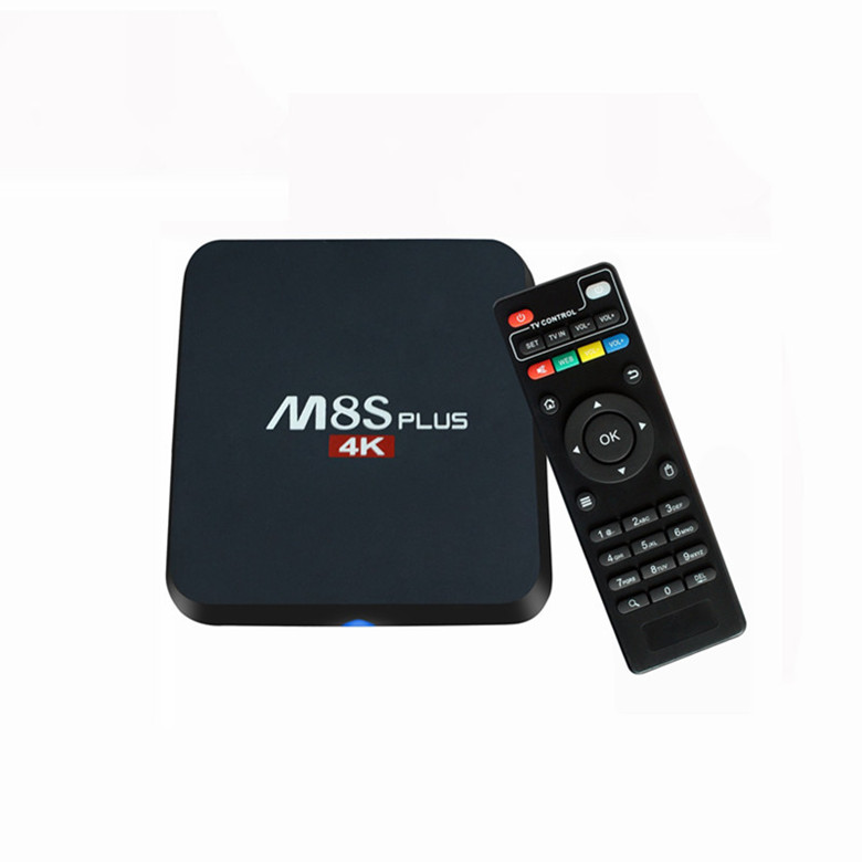 ⑧2017 Новый Android TV ୧ʕ ʔ୨ Box Box M8s ⊱ M8S M8S ПЛЮС ...