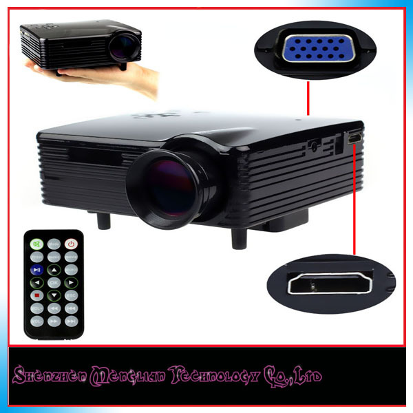 Yg1018 mini projector portable projector can be used for for Best mini projector for ipad