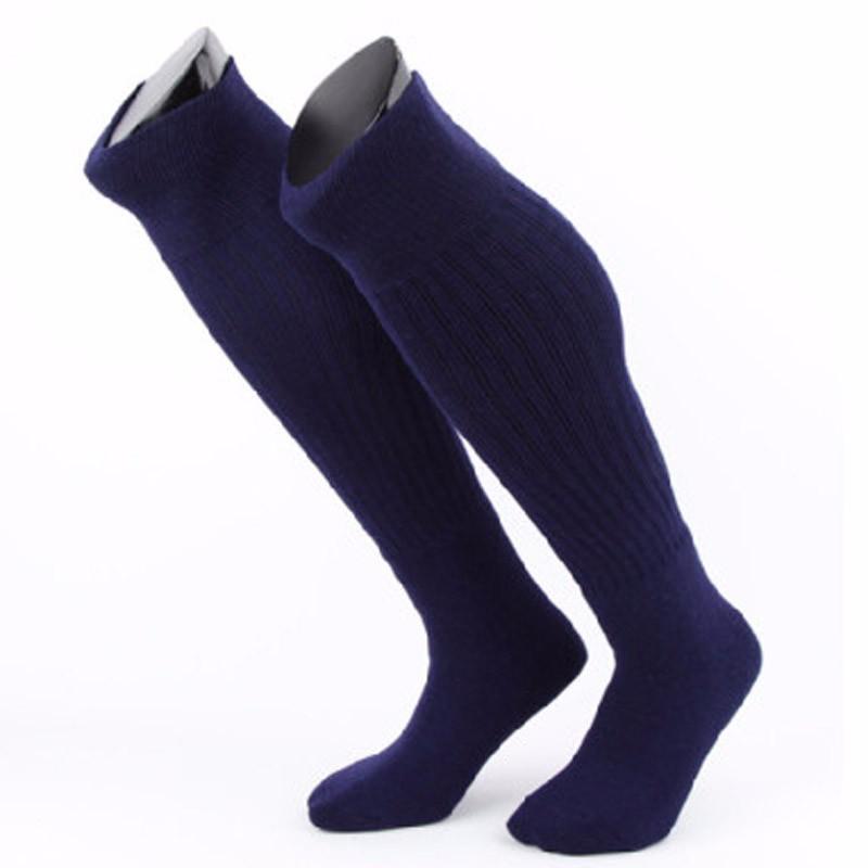 men football baseball basketball cycling socks cyan