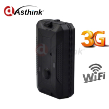 3G WCDMA GPS GPRS tracker for Vehicle GPS+GSM+WIFI Location Tracking via PC or APP For Iphone And Android Phone T13G