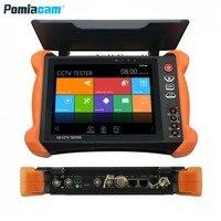 X9ADHS 8 дюймов сенсорный экран CCTV аналогового видео HD 1080 P IP камера WIFI тестер POE UTP 5MP AHD 8MP CVI 8MP камера TVI тестер