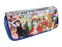 One Piece Theme Pen Case