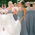 bridesmaid dresses 2017 vestido de festa de casamento chiffon a line sweetheart lace up back customize robe demoiselle d'honneur