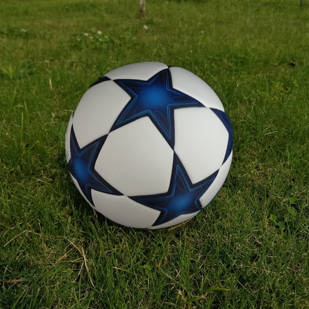Caliente de 2019 A + + Premier PU pelota de fútbol de tamaño oficial ... 787efbda0becd