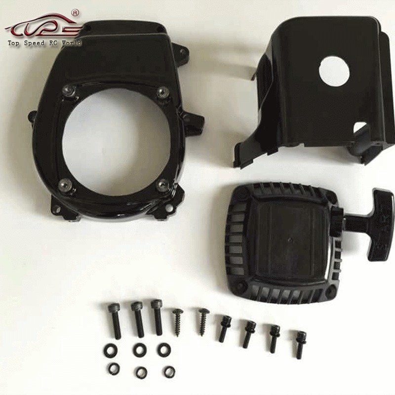 Engine Fan/cylinder cover/pull start fit Zenoah CY for HPI BAJA RV KM 5B 5T 5SC PARTS платье oodji oodji oo001ewntp37
