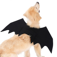 JORMEL Halloween Funny Pet Bat Wwings Clothes Big Dog Golden Hair Fighting Cat Turned Body Aaccessories