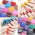 NEW 36PCS/Set Pure Colors UV Gel Nail Solid UV Nail Gel Polish