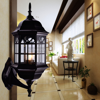 Ilenbule outdoor wall lamp fashion outdoor lamp balcony waterproof gazebo lighting fd02