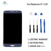 For Elephone S7 LCD Display Touch Screen Digitizer Assmbly For Elephone S7 Display Screen LCD phone parts