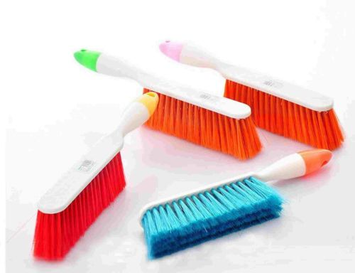 1Pcs Plastic Household Brushes Cleaning Home Dust Brush Clean Tools Random Color