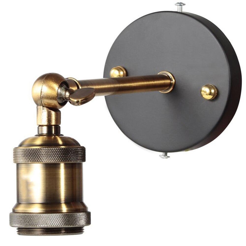 Wall Lamp Retro Edison Wall Lamp Wall Light Brass Finish