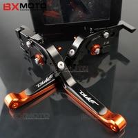 Motorcycle Lever CNC Adjustable Foldable Lengthening Aluminum Brake Clutch Levers For Ktm Rc 390 Duke