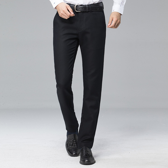 Business Casual Pants Men  1
