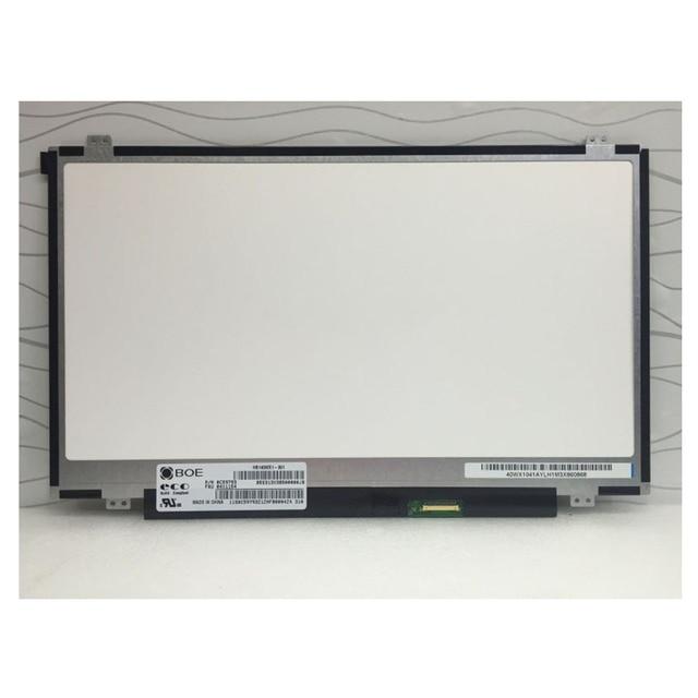 "Pantalla LED para portátil BOE HB140WX1 301, Matrix, 14,0 "", HD, 1366X768, 30 Pines, repuesto mate"