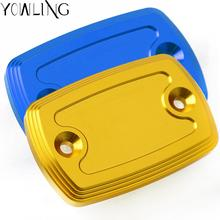 Motorcycle Accessories CNC Parts Front Brake master Cylinder Oil Fluid Reservoir Cap For YAMAHA YZF R3 yzfr3 yzf r3 2015 2016