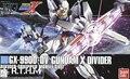 Bandai 1/144 HGUC 118 GX-9900-DV Gundam X Divider Scale Model Gundam Model Kit