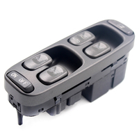 New Electric Power Window Master Control Switch 8638452 For Volvo V70 S70 XC70 1998 2000