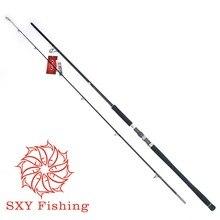 FREE SHIPPIN OLYMPUS/BOJ 802H Fishing rod Fuji ring 2.4M Fishing force15kg Super light carbon fibre Bonito fishing rod lure rod