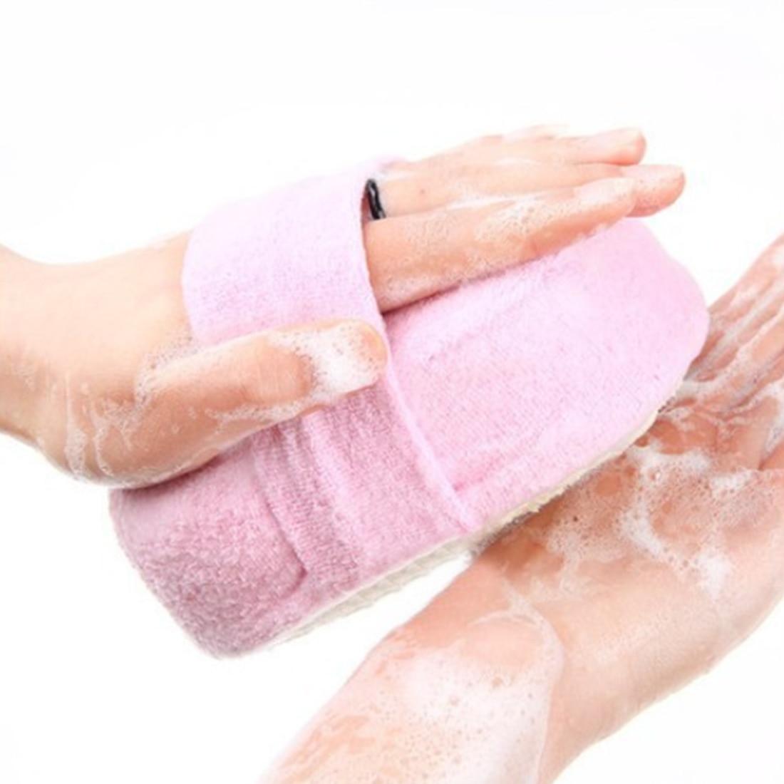 Top Massager Shower Back Spa Scrubber Bath Ball Bath Tubs Cool Ball Bath Towel Scrubber Body Cleaning Mesh Shower Wash Sponge
