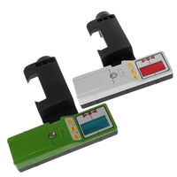 Outdoor Laser Level Detector Red & Green beam Cross Line Laser Receiver w Clamp J21 Drop shipping