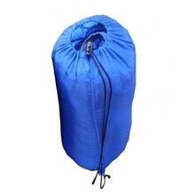 Warm Blue Sleeping Bag