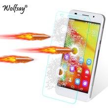 Protector de cristal templado para pantalla de móvil, película protectora de vidrio para Huawei Honor 6, Honor 6, 2 uds.