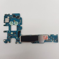 Original MainBoard For Samsung Galaxy S8 G950F G950FD Motherboard Unlock With Chips IMEI Android OS EU Version Logic Board 64GB