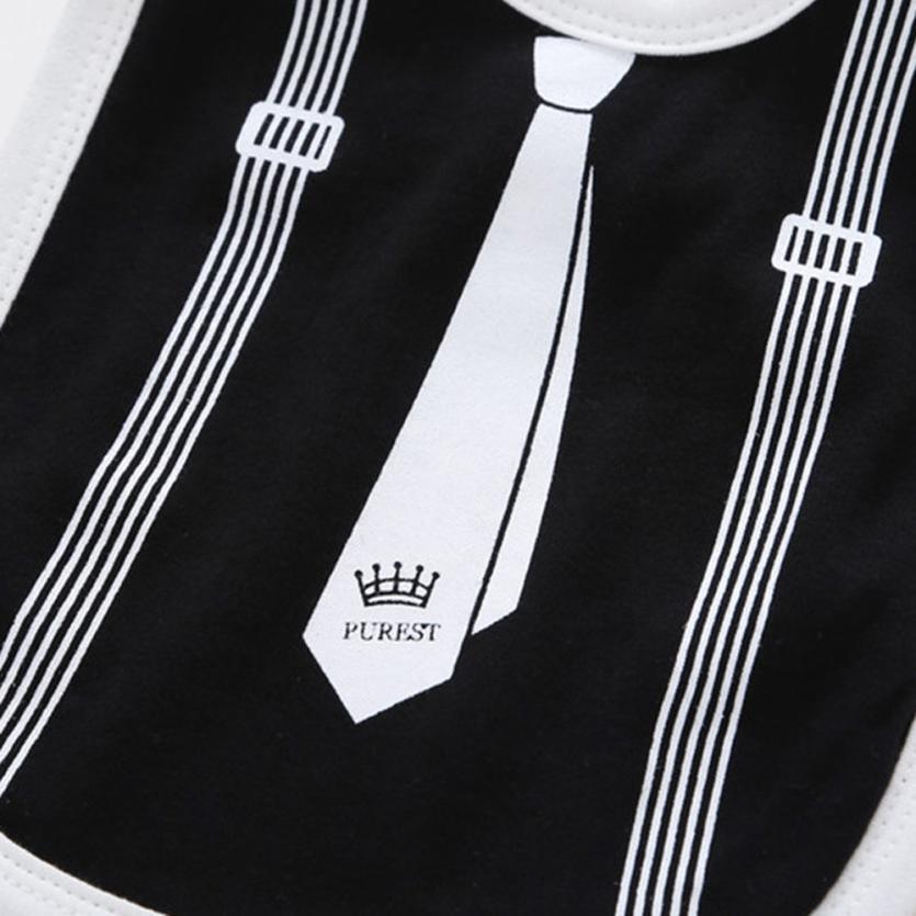 Baby Pasgeboren Zuigelingen Kids Print Katoen Waterdicht Shirts Bib Slabbers Speeksel Handdoek Augustus 15 2018 Hot Koop