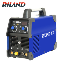 цена на Riland TIG Digital Inverter Welding Machine Mini 220V portable inverter DC IGBT Welder TIG250CT