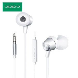 Image 1 - מקורי OPPO MH130 אוזניות עם mi crophone עבור OPPO שיאו mi mi Huawei iphone Smartphone 4 הזמנות