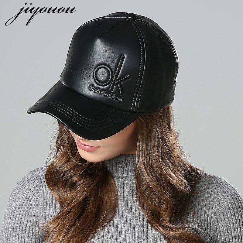 Gorra de béisbol de cuero suave gorras de hueso snapback sombreros hombres  sombrero de casquetas de papá de gravedad para hombres camionero gorra  completa ... 272a9be1aca