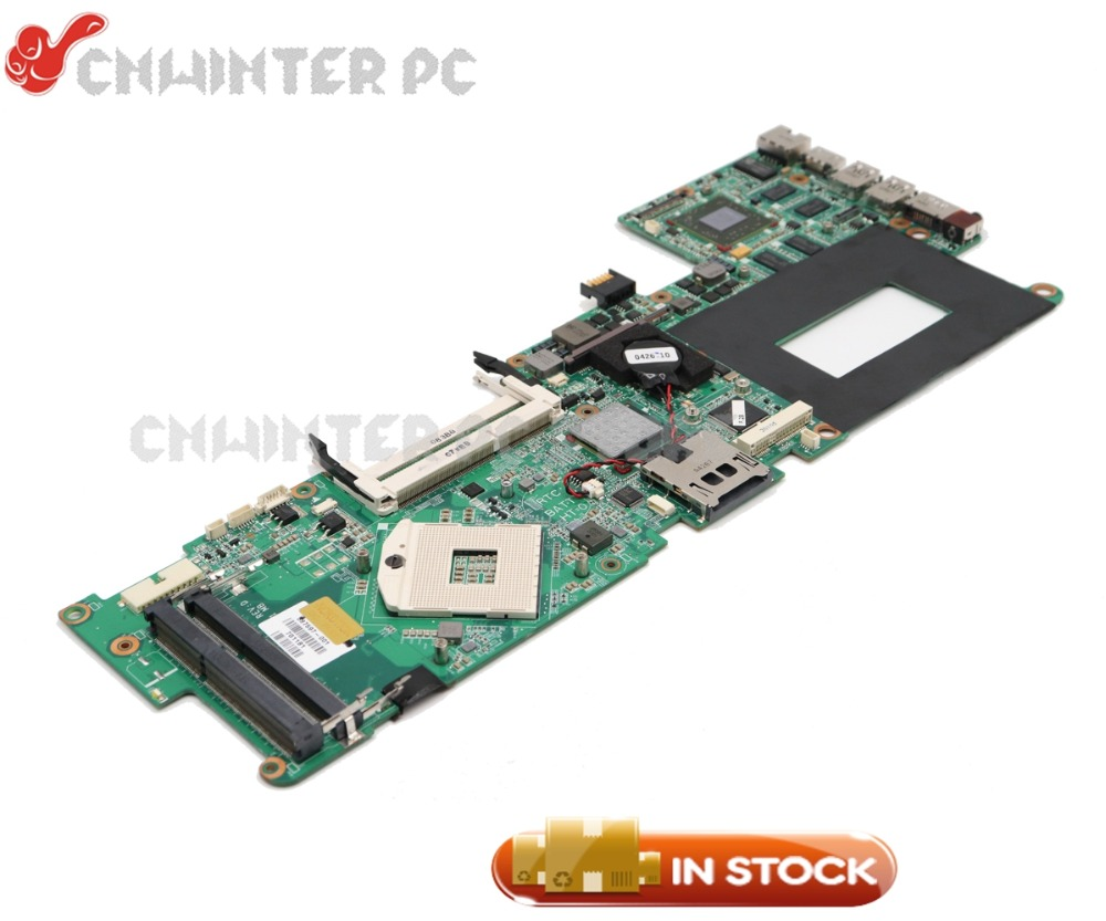 NOKOTION DASP7DMBCD0 597597-001 For HP Envy 15 15-1100 Laptop Motherboard PM55 HD5830 graphics DDR3 Free CPU цены